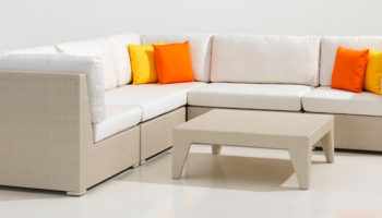 Lucia Outdoor Rattan Sofa