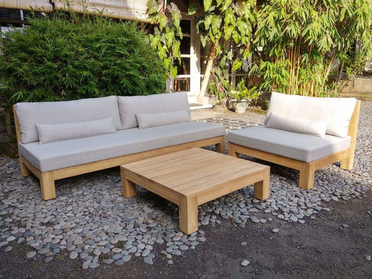 Guide to buying teak furniture in bali