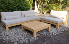 Teakwood Furniture Set Bali