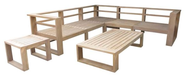 Bedugul Modular Sofa Set -