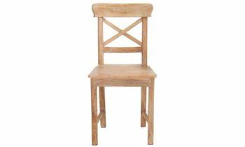 Cross Back Chair - chairs