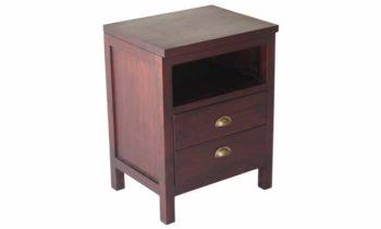 Liwa Bedside Table - bedroom side table