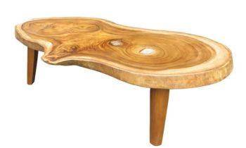 Organic coffee table resin 2 - coffee tables
