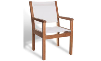 Outdoor Teak batyline chair - outdoor teak furniture