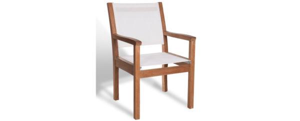 Outdoor Teak batyline chair -