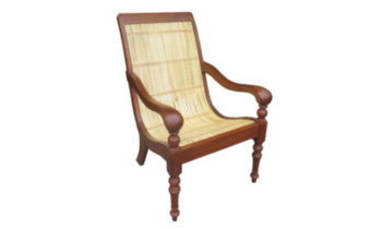 Planters Chair Bamboo 1 - chairs