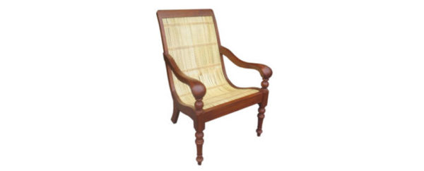 Planters Chair Bamboo 1 -