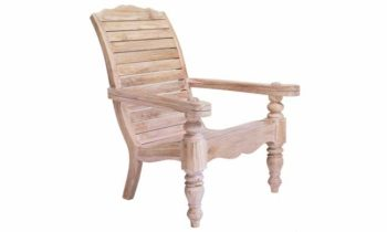 Planters chair wooden seat - chairs