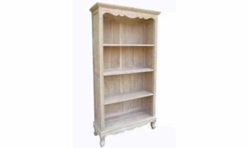 Provence Open Bookcase - bookcase