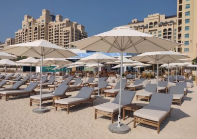 Outdoor Furniture for a Restaurant in Dubai