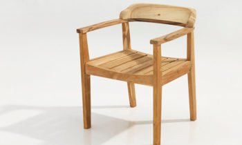 Teakwood chair - chairs