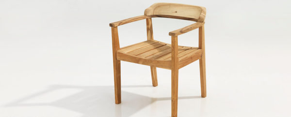 Teakwood chair -