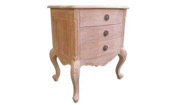 Thornton bedside table - bedroom side table