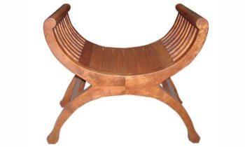Yuyu Chair Wood Seat - chairs