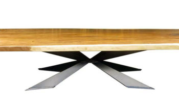 Zayn suar dining table - indoor furniture