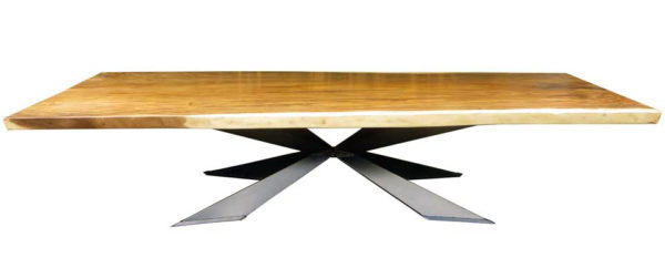 Zayn suar dining table -