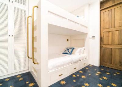 Bunk bed - bali luxury villa