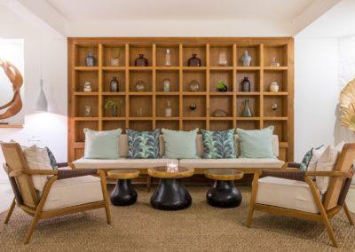 Reception Bookcase -